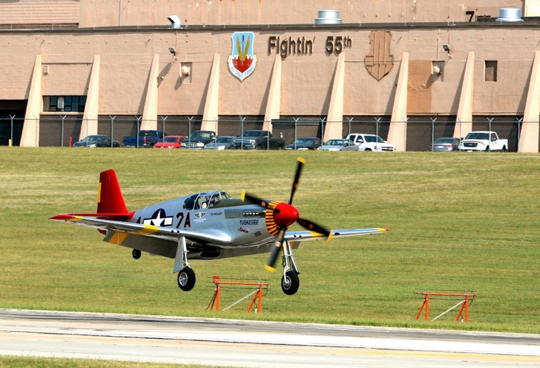 Commemorative Air Force P-51 Redtail