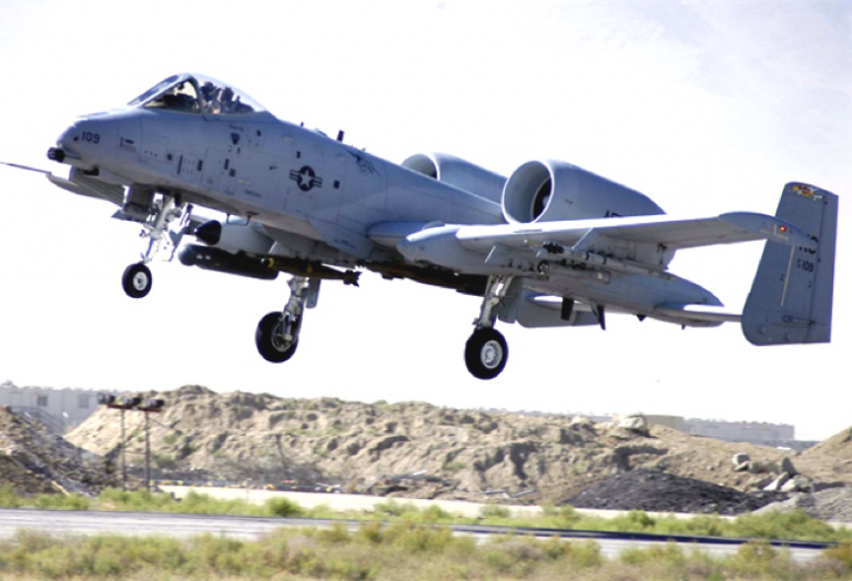 Air Combat Command A-10 Demo